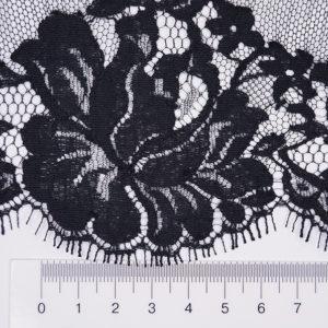 Кружево 2740 черный
