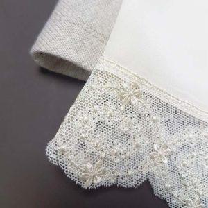 Сетка с вышивкой 46061