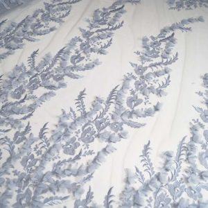 Сетка с вышивкой 7003/021