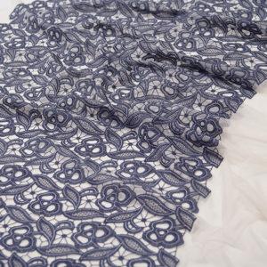Сетка с вышивкой 6307/012