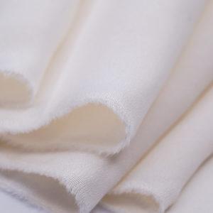 Креп-кади шёлковый белый 8108/075